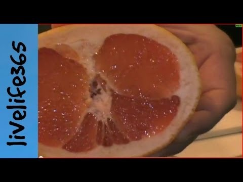 How to...Eat Grapefruit