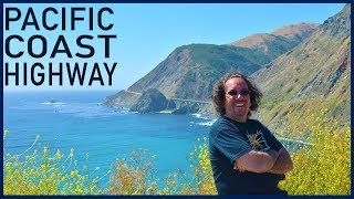 California Road Trip - The Pacific Coast Highway