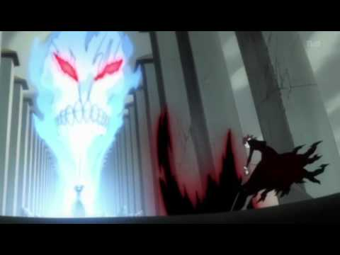 Bleach - Ichigo &amp; Hollow Ichigo vs Zangetsu (Full Fight)