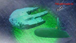 """Rúng động : Mỹ và Nga phát hiện 2 vật thể có tốc độ """"Ánh Sáng"""" trong lòng đại dương"""