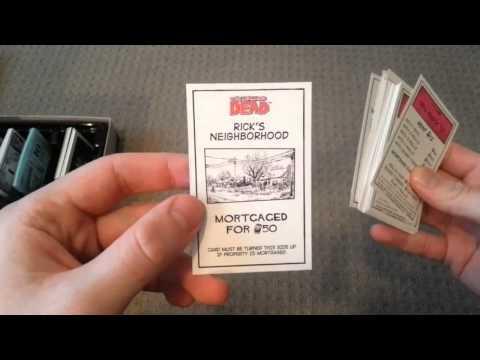 Monopoly - Editia The Walking Dead