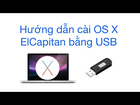 Hướng dẫn cài mac OS X Elcapitan bằng USB | tchannel