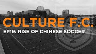 Will China Be the Next Big Soccer Nation?