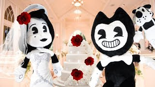 MMA Movie: Bendy?s Wedding (BATIM Plush)