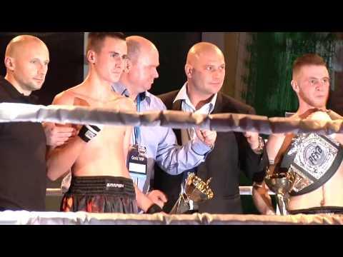 Gala MMA W Węgorzewie - Walka O Pas Zawodowego Mistrza Polski PFKB