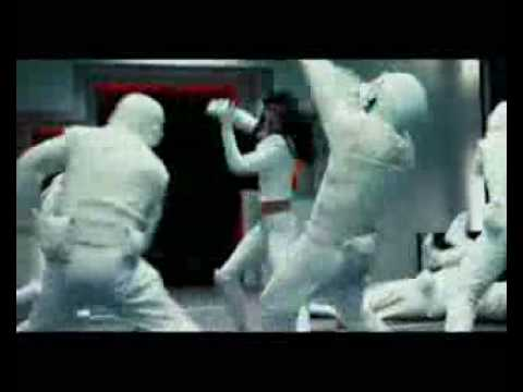 Ultraviolet White Room Fight With People Screaming video