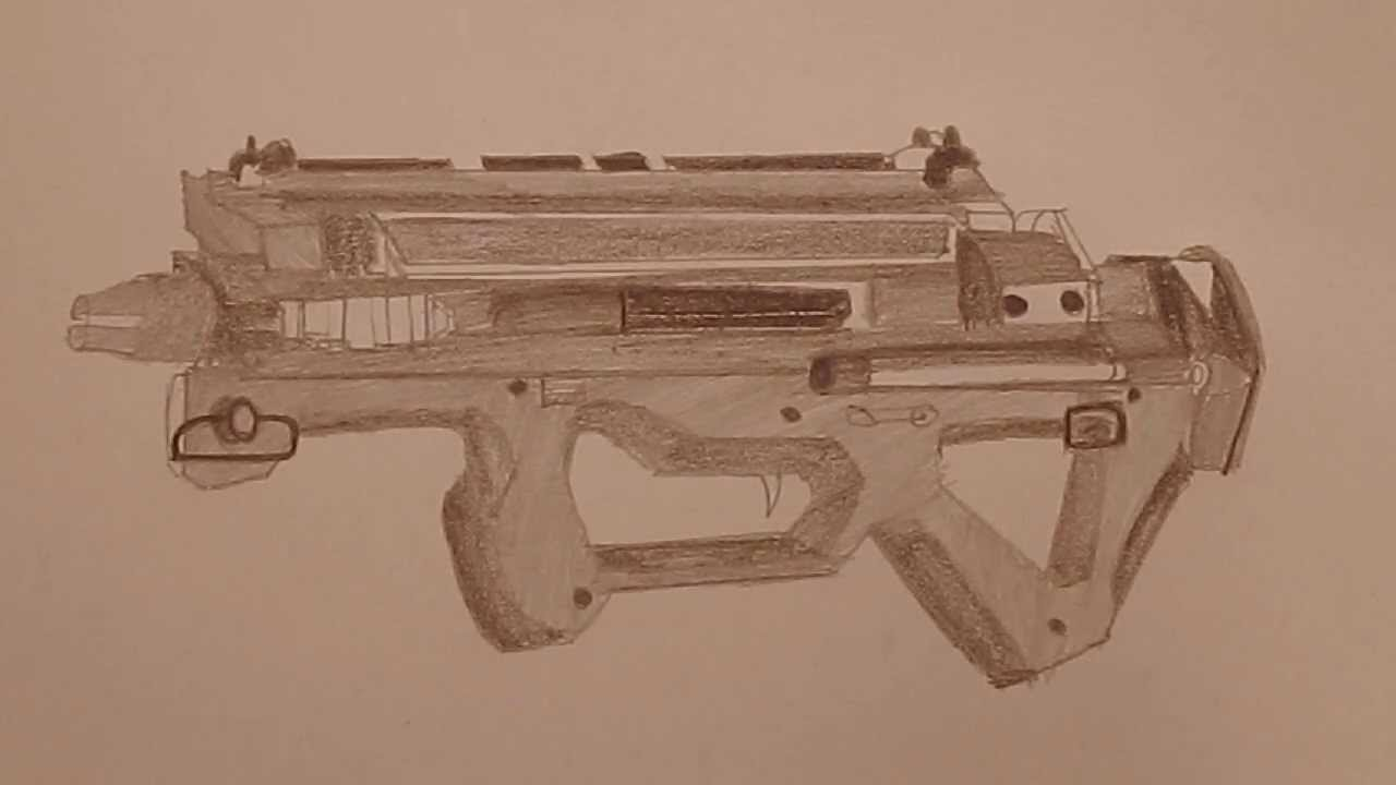 Black ops 2 dsr 50 drawing