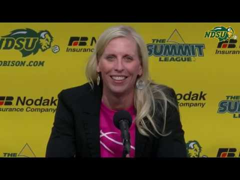 NDSU Women's Basketball Postgame Press Conference - February 13, 2019