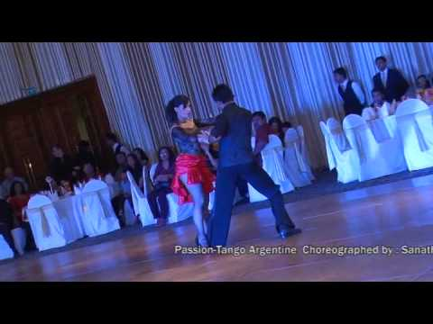Passion Tango Argentine At The Sri Lanka Gala Ball 2013 video