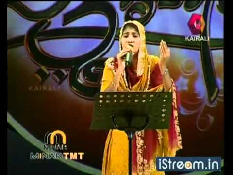 Patturumaal Campus Haseena Begum Sings Avalalla Fathima.flv video