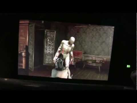 New Resident Evil Revelations Gameplay Footage (Very End of E3 Demo)