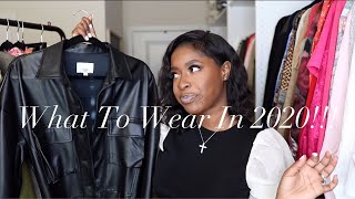 2020 MUST HAVE FASHION TRENDS | Highlowluxxe