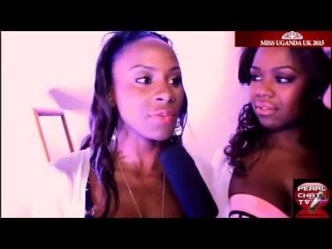 Miss Uganda UK 2015 show