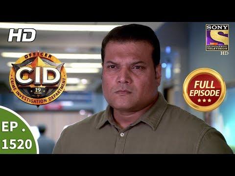 CID - Ep 1520 - Full Episode - 12th May, 2018 thumbnail