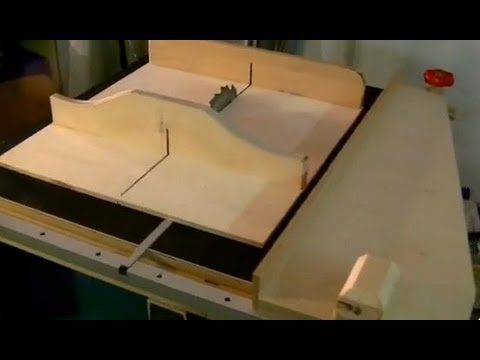 My Homemade Table Saw (2)