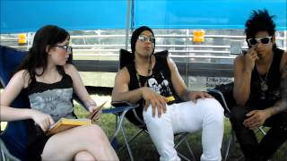 Escape The Fate interview