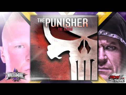 WWE: Wrestlemania 30 (XXX) Brock Lesnar vs The Undertaker Theme Song -