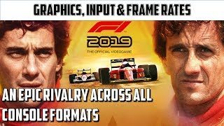 F1 2019: Complete Graphics and Frame-rate Analysis | All Console Versions