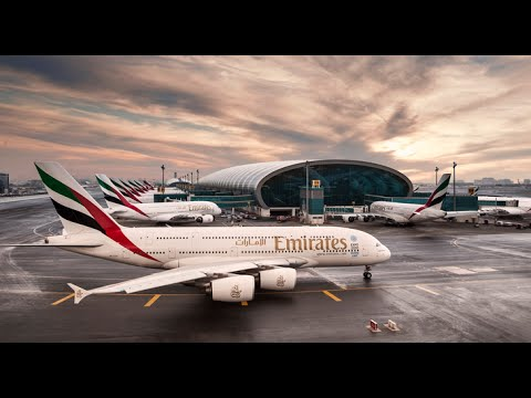 Emirates A380 EK2 London Heathrow - Dubai | Economy Flight Experience
