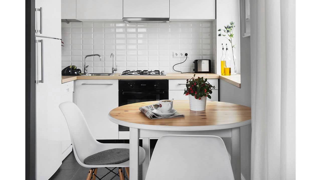Современные кухни дизайн маленькие