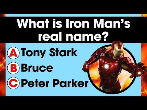The hardest Avengers quiz ever - Only for true fans! 20 Fandom Questions and Comic books trivia