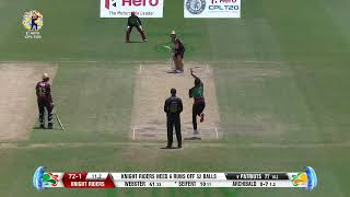 LIVE CPL | Match 29 | St Kitts & Nevis Patriots v Trinbago Knight Riders #CPL20