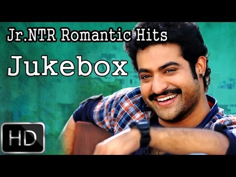 Jr Ntr Telugu Movie ~ Romantic Hit Songs ~ Jukebox video