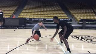 Buffs Basketball Players Embarrass Local Reporter