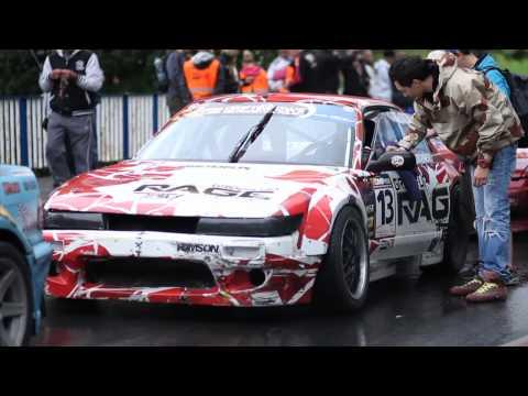 ...in the making 6 - RAGE Team przedstawia - co robią koty w górach, czyli Car Pacz