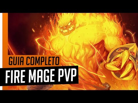 World of Warcraft // GUIA FIRE MAGE PVP - 7.3 LEGION