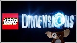 Lego Dimensions Gameplay - Jake the Dog + Gremlin