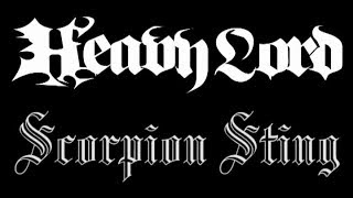 Heavy Lord - Scorpion Sting (Official Video)