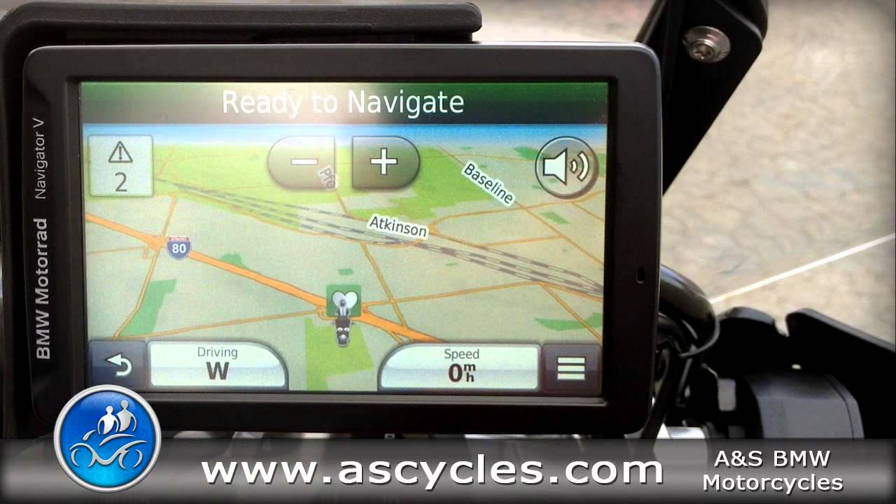 bmw nav v gps as used with the bmw multi controller youtube. Black Bedroom Furniture Sets. Home Design Ideas