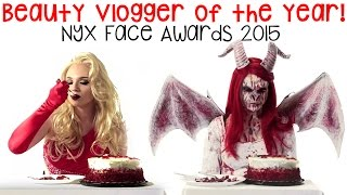Glam&Gore Final NYX Face Awards Video -Winner of Beauty Vlogger of the Year!!!