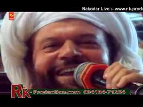 Sunny Saleem With Padam Shri Hans Raj Hans Ji Live At Bapu Lal Badshah Darbar 2013 video