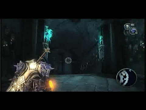 Darksiders Walkthrough- The Black Throne Last Livestone Shard Location.