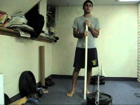 Olympic Weightlifting, Ep.1 - Snatch & Clean Basics Image 1