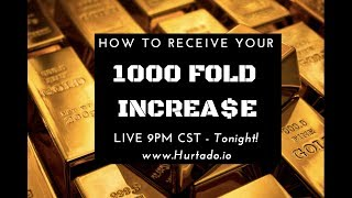 """""""Financial Freedom: How to Receive Your 1000-Fold Increase!"""""""