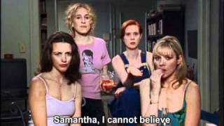 Sex and the City - the ´90s version of matinée