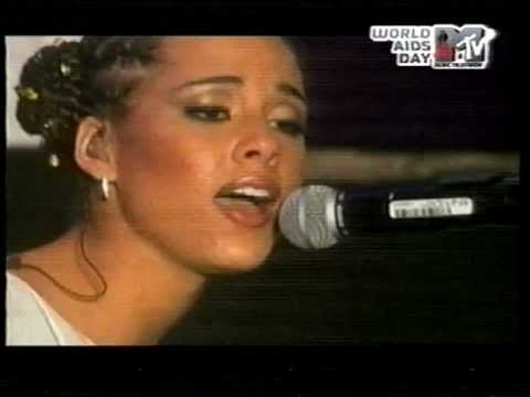 Alicia Keys - Redemption Song