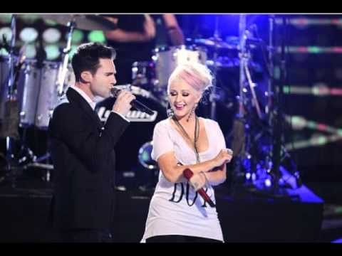 Maroon 5 & Christina Aguilera Moves Like Jagger (Download mp3)