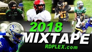 2018 Football Mixtape Highlights throughout New Jersey from Youth to High School