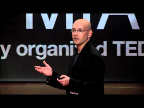 TEDxMIA - Brad Meltzer - How To Write Your Own Obituary