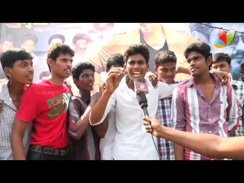 Ajith Fans Celebrate Aarambam Release  Public Response Review  Ajith
