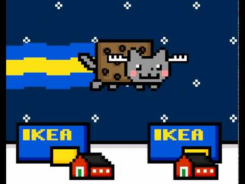 Swedish Nyan Cat [Original] Music Videos