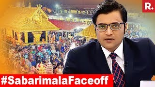 Can Politics Block Women's Entry Into Sabarimala? | The Debate With Arnab Goswami