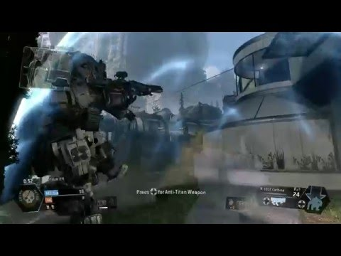 Fiddle TIme - Titanfall ft. Shrek and the Giant Sperm Cats