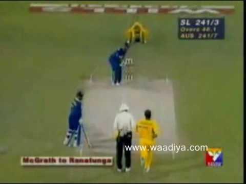1996 Cricket World Cup Song-chokra video