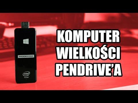 Komputer Wielkości Pendrive'a - Recenzja I Test!
