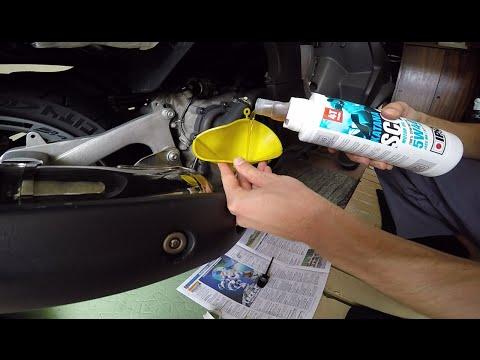 Piaggio mp3 400 ie lt vidange moteur plus filtre à huile